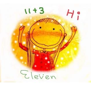 Eleven say Hi