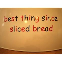 鐵製原木蓋麵包箱