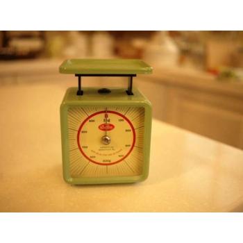 日本綠色廚房料理秤