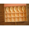 日本陶瓷湯匙(咖啡匙)組禮盒
