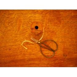 日本復古剪刀木線軸