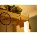日本廚房木製吊飾