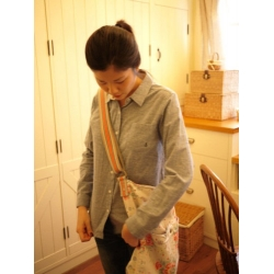 日本製Portland純綿直條襯衫上衣