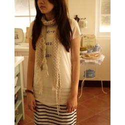 日本專櫃純白T恤