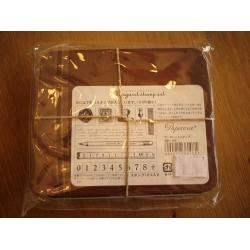 日本鐵盒文具印章組