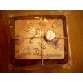日本鐵盒郵件鑰匙印章組