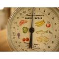美國1986年代水果生鮮廚房料理秤