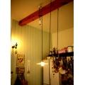日本復古伸縮吊燈