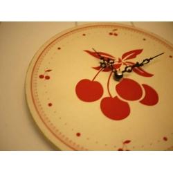 日本櫻桃木製掛鐘