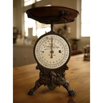德國1920年代古董秤