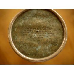英國SALTER1920年代土耳其藍古董秤