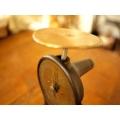 英國SALTER1920年代銅面銅盤古董秤