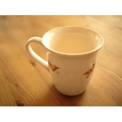 葡萄牙米黃色陶瓷杯