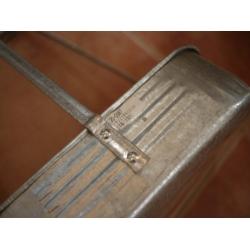 日本製馬口鐵畚箕