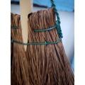 日本製竹把鬃毛掃帚