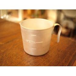 日本鋁製量杯
