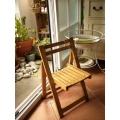 復古風實木小椅子