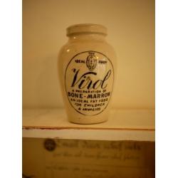 英國1900年代維若爾瓶(中)