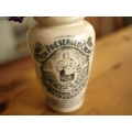 英國1920年代奶油陶罐