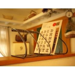 日本鍛鐵書架(小)