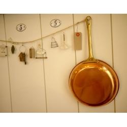 德國製1960年銅鍋(中)