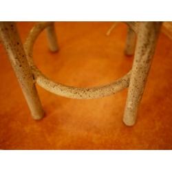 日本junk風庭園椅