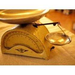 瑞典1940年代古董秤