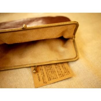 日本復古牛皮包