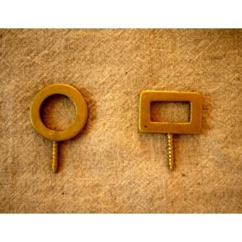 日本黃銅自攻螺絲掛勾