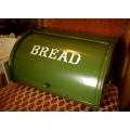 日本深綠色 Bread 箱