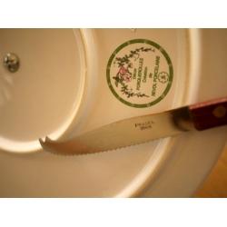 法國陶瓷起司蛋糕刀盤組