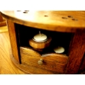 法國老橡木香芬置物箱