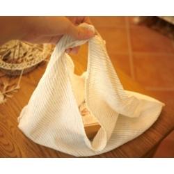 日本棉麻便當衣物包巾
