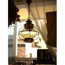 歐洲鄉村古董燈船燈型