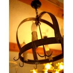 比利時鄉村古董燈燭光型