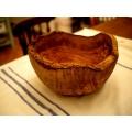 義大利橄欖木大沙拉盛物碗1