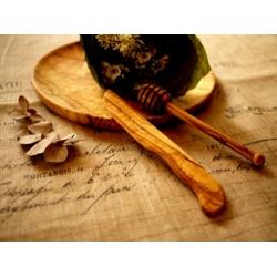 義大利橄欖木蜂蜜攪拌棒