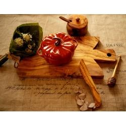 義大利橄欖木方形沾板2