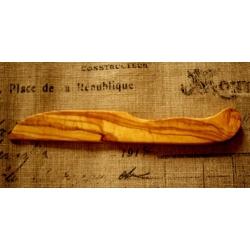 義大利橄欖木果醬奶油抹刀
