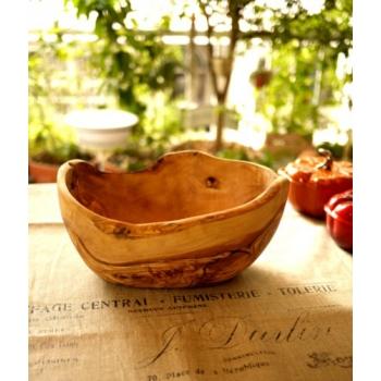 義大利橄欖木大沙拉盛物碗2